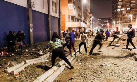 Media statement on the chaos and looting in South Africa