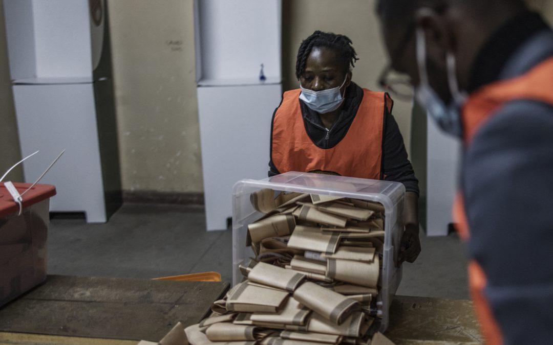 Zambia election day 2021: Summary