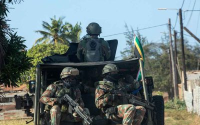 The nexus between violent extremism and the illicit economy in northern Mozambique