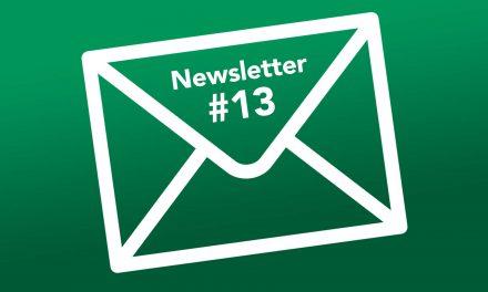 Newsletter #13