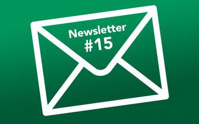 Newsletter #15