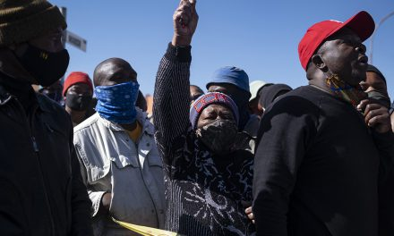 South African civil unrest: Recognising community interventions in times of crisis
