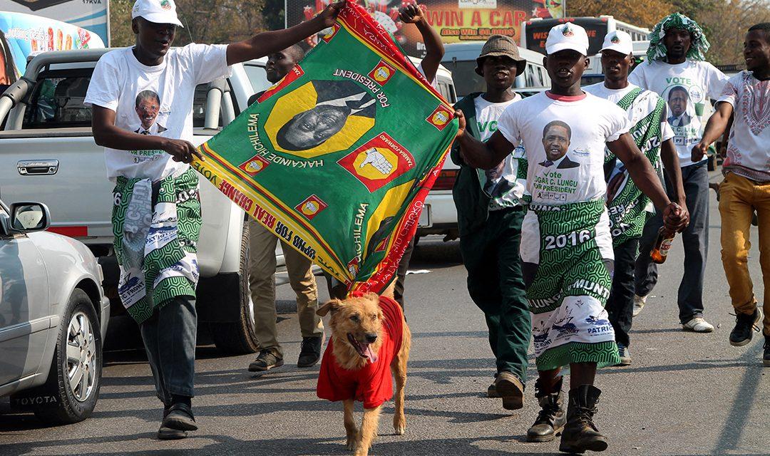 Zambia decides 2021