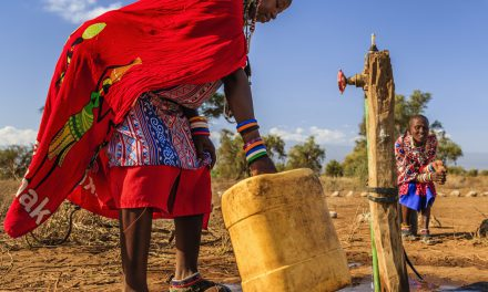 Africa's dual catastrophe of COVID-19 and water and food insecurity