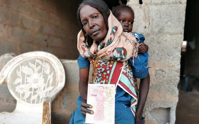 Displaced in Nigeria: Surviving COVID through prayers, miracles