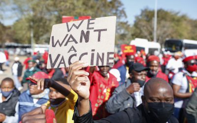 Crunch time for Africa's health systems