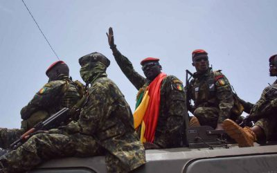 Guinea's coup: why it happened and where to from here?