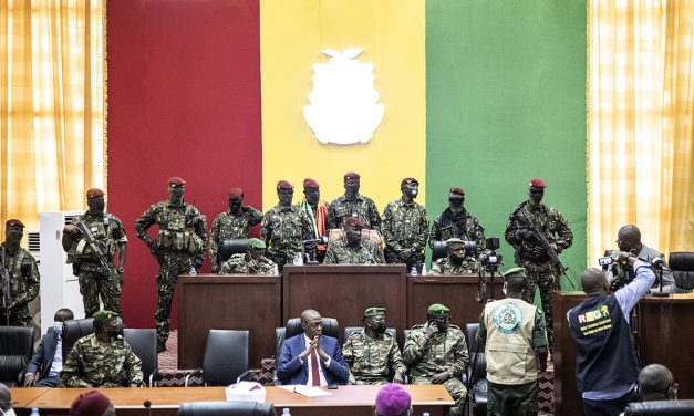 To coup or not to coup – Making sense of the changing nature of coups